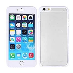 """iphone 6 Plus case-Smartbargain 7-color Value Pack TPU Case with Clear Anti-Scratch Back Plate and Rubber Bumper for iPhone 6 Plus 5.5"""""""""""