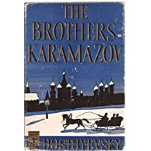 The Brothers Karamazov (first modern library giant edition - 1937)