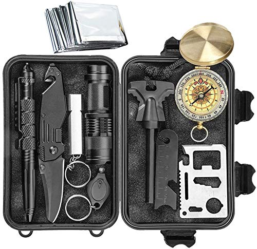 Survival Kit 11 In 1
