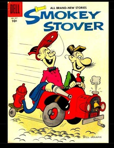 Smokey Stover #827: Four Color Comic #827
