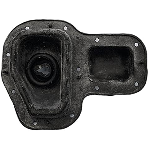 Eckler's Premier Quality Products 25-120345 Corvette Shifter Boot, 4-Speed Transmission, (Corvette Shifter)