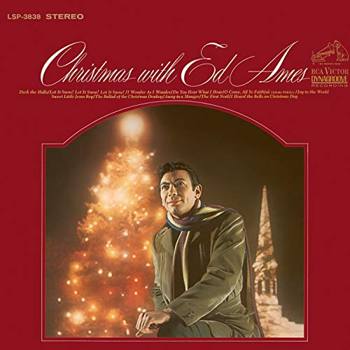 Christmas with Ed Ames (Christmas Ed Ames Music)