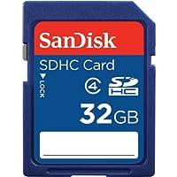 Secure Digital, 32GB, SDHC, Clase 4