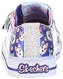 Skechers Kids Girls' Shuffles-Princess Paws