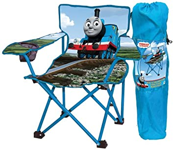 Thomas The Tank Engine Kidu0027s Camp Chair