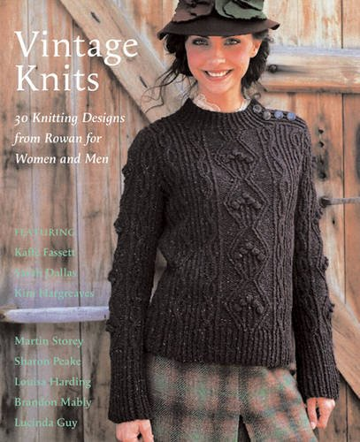 Download Vintage Knits: Thirty Knitting Designs from Rowan for Women and Men pdf