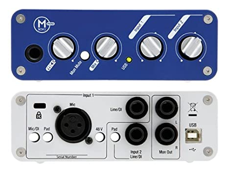 Mbox 2 Mini Usb Daw Low Price Used Digidesign Everything Included Great Condition