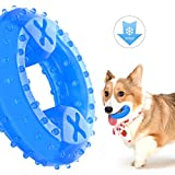 NWK Freezable Pet Teether Cooling Chew Toy for Dogs Teething Toy for Puppies, Fit with Treats