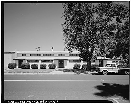 Photo: Naval Supply Annex Stockton,Cafeteria,Fyffe Ave,Stockton,San Joaquin - Ave The Stockton Ca