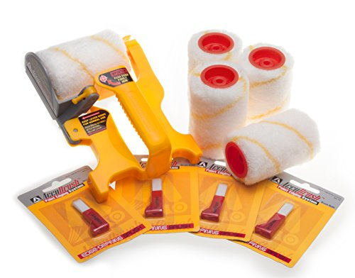 Accubrush MX Paint Edger 11 piece Jumbo kit (Piece Rolls 11)