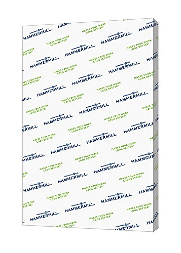 Paper Color Cover Copy Hammermill (Hammermill Paper, Color Copy Digital Cover, 100lb, 8.5 x 11, Letter, 100 Bright, 250 Sheets/1 Pack (120024R), Made In The USA)