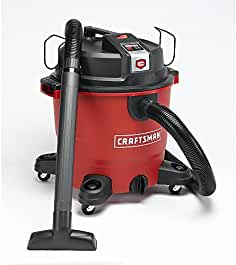 Craftsman XSP 16 Gallon 6.5 Peak HP Wet/Dry Blower