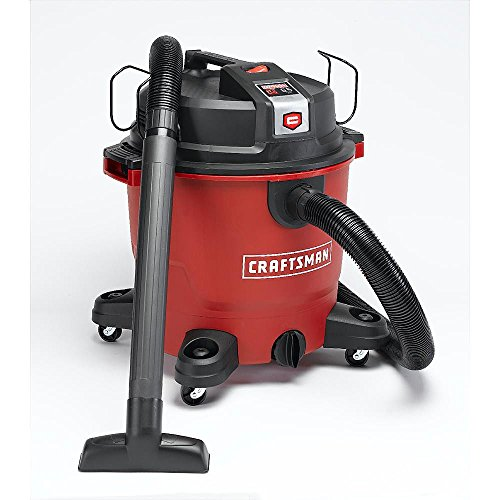 Craftsman XSP 16 Gallon 6.5 Peak HP Wet/Dry Blower Deal (Large Image)
