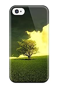 Hot Tree First Grade Tpu Phone Case For Iphone 4/4s Case Cover wangjiang maoyi