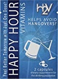 Best Hangover Pills - Happy Hour Vitamins Multivitamin Formulated Supplement Capsules Review