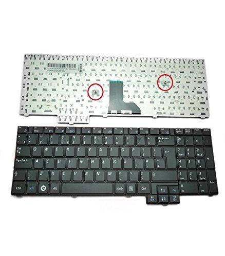 Portatilmovil - Teclado para PORTÁTIL Samsung R517 R523 R528 R530 P580 R618 R620 Black: Amazon.es: Electrónica