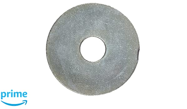 100-Pack 5//32-Inch x 7//8-Inch The Hillman Group 290002 Fender Zinc Washers