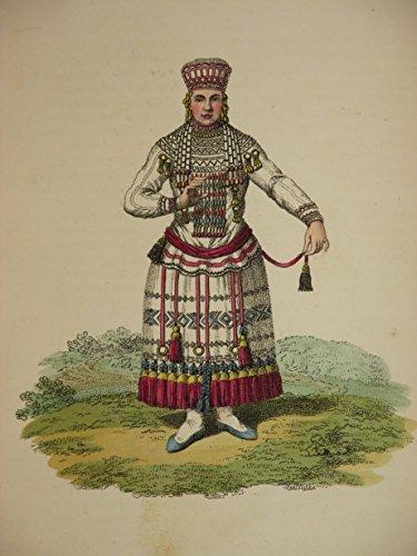european peasant dress - 3