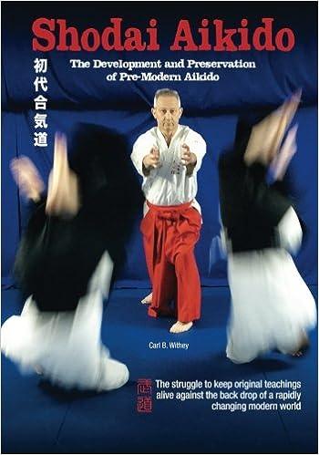 Shodai Aikido Book