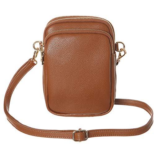 Leather Body Bag - 6