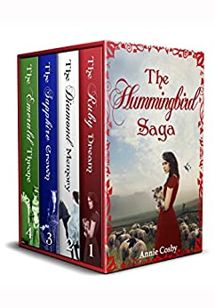The Hummingbird Saga: Parts 1-4 (The Complete Bundled Set) by [Cosby, Annie]