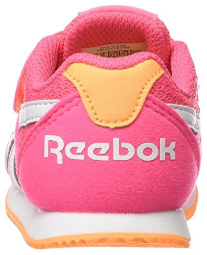 White Rosa Bambina da Fire Reebok Bd5180 Solar Scarpe Pink Rosa Trail Spark Running 4X7Fq