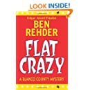 Flat Crazy: Blanco County Mysteries