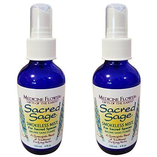 k - Sacred Sage Mist By Medicine Flower (Sage Mist)
