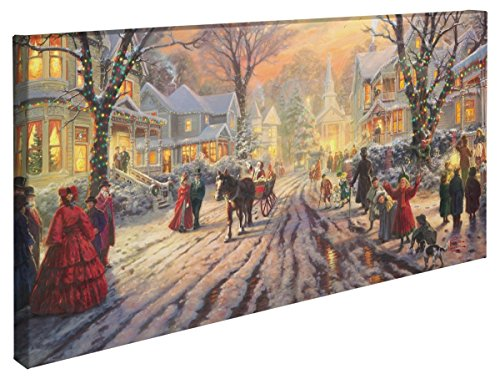 Thomas Kinkade A Victorian Christmas Carol 16