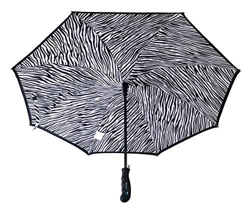 Better BRELLA Travelbrella Collapsible Folding Umbrella