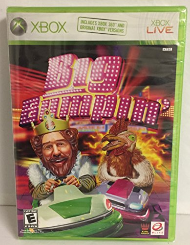 microsoft-xbox-360-original-burger-king-big-bumpin
