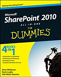 SharePoint 2010 All-in-One For Dummies®