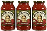 Newman's Own Pasta Sauces