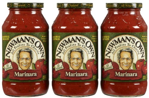 (Newman's Own Marinara Sauce, 24 oz, 3 pk)
