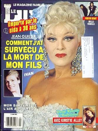 LE LUNDI Kirstie Alley Milli Vanilli 3/31 1990 at Amazon's