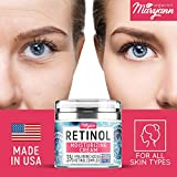 Anti Aging Retinol Moisturizer Cream for Face
