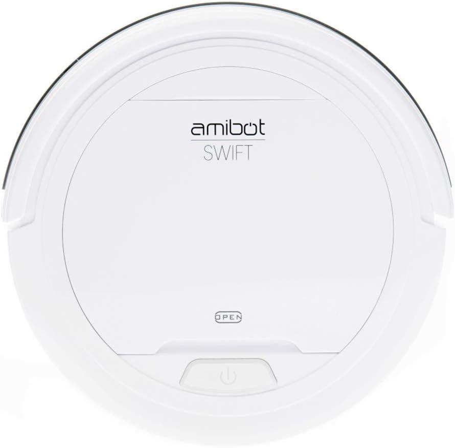 AMIBOT Swift - Robot aspirador: Amazon.es: Hogar