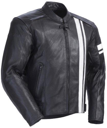 Leather Honda Motorcycle Jacket - 7