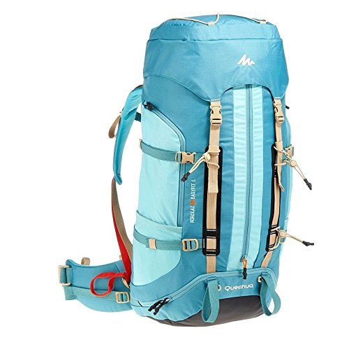 Price comparison product image Quechua Forclaz Easyfit 60 L Backpack, 60L