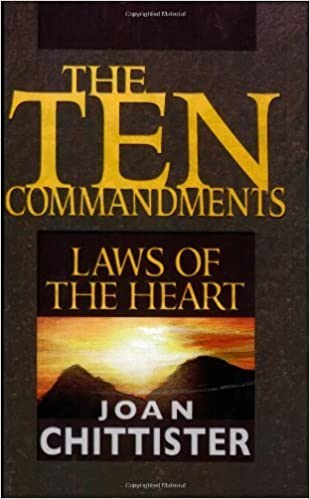 Book The Ten Commandments: Laws of the Heart by Sister Joan Chittister (2006-08-29)