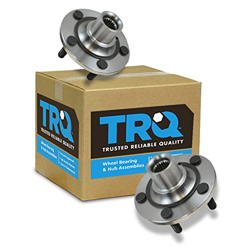 (Front Wheel Hub & Bearing 5 Lug Left & Right Pair Set for Dodge Plymouth Neon)