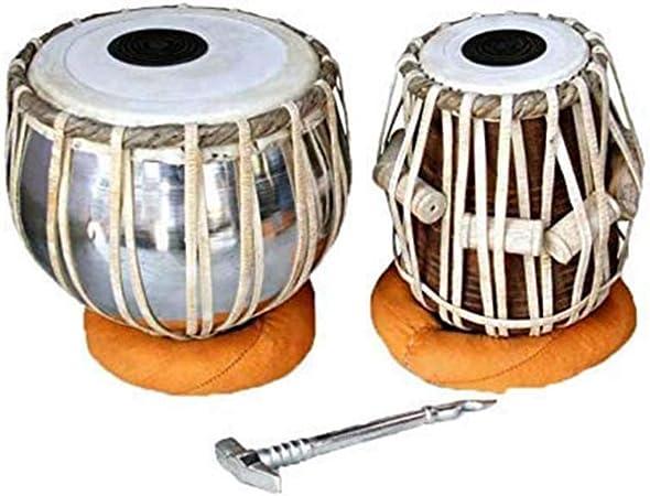 Juego de mesa de hierro, un instrumento musical indio: Amazon ...