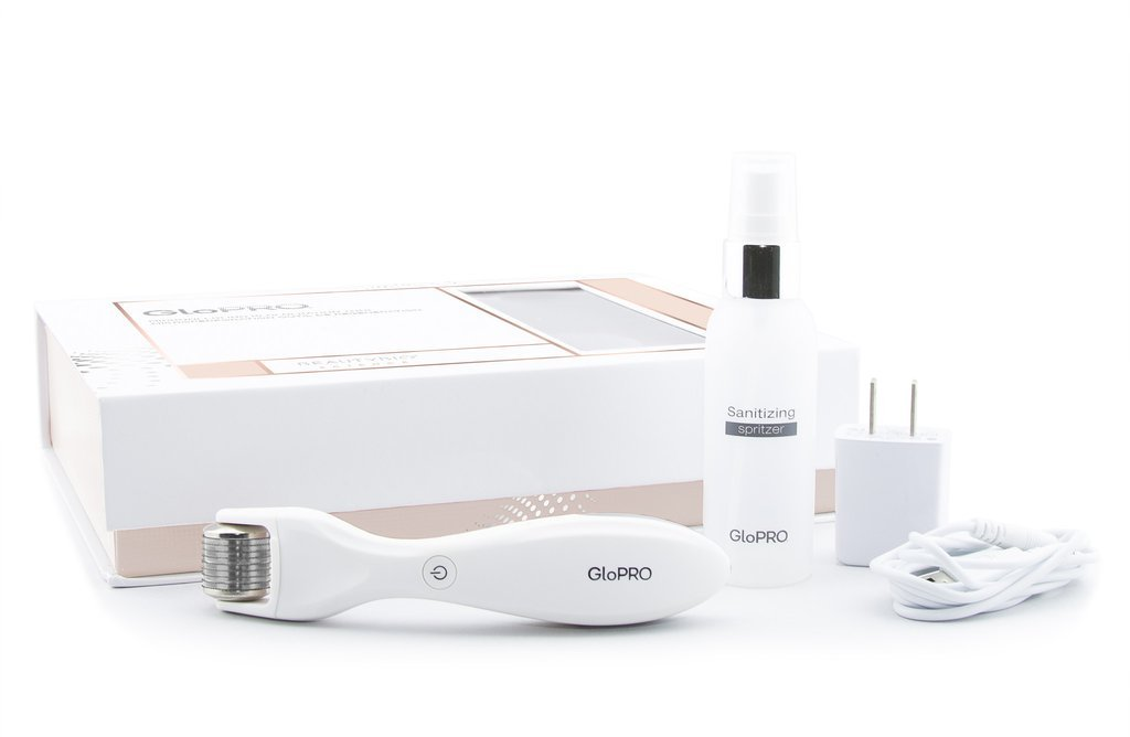 GloPRO MicroStimulation Facial Tool