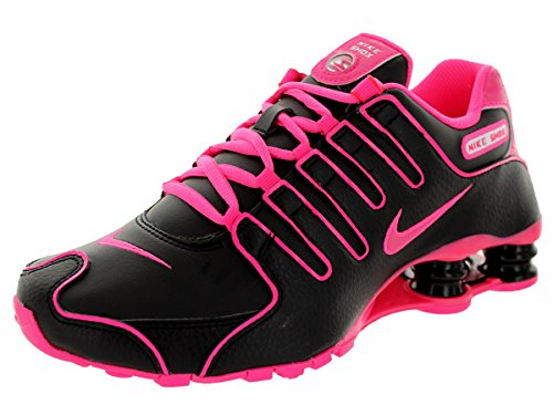 f1d9b6ed33dcc3 Nike Shox Black Pink Flash