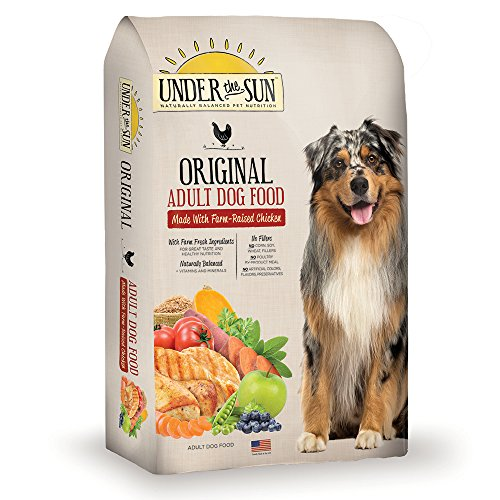 Under the Sun(TM) Original Chicken Dry Dog Food, 28 lb. bag