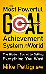 THE SYSTEM THAT ALLOWS ORDINARY PEOPLE TO ACHIEVE EXTRAORDINARY GOALS.Many years ago, author Mike Pettigrew started a quest to find answers to these three questions:1. Why do some people achieve their goals far more quickly than others, and a...