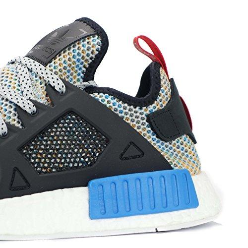 Homme Baskets De Chaussures Adidas Xr1 Noir Bleu Course Nmd Originals 0IUSqWanY