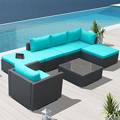 Modenzi Patio Furniture  PatioFurnitureshop - Turquoise outdoor furniture
