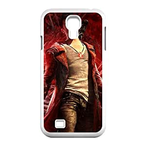 DmC Devil May Cry Samsung Galaxy S4 9500 Cell Phone Case White PSOC6002625722293