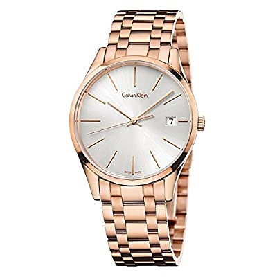Calvin Klein Time Women's Quartz Watch K4N23646